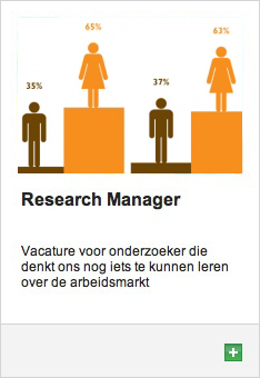 Vacature research manager bij Maximum